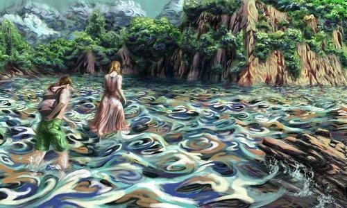 Elsas Spheres by Eugene Carter