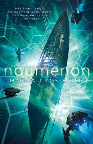 noumenon -- UK cover